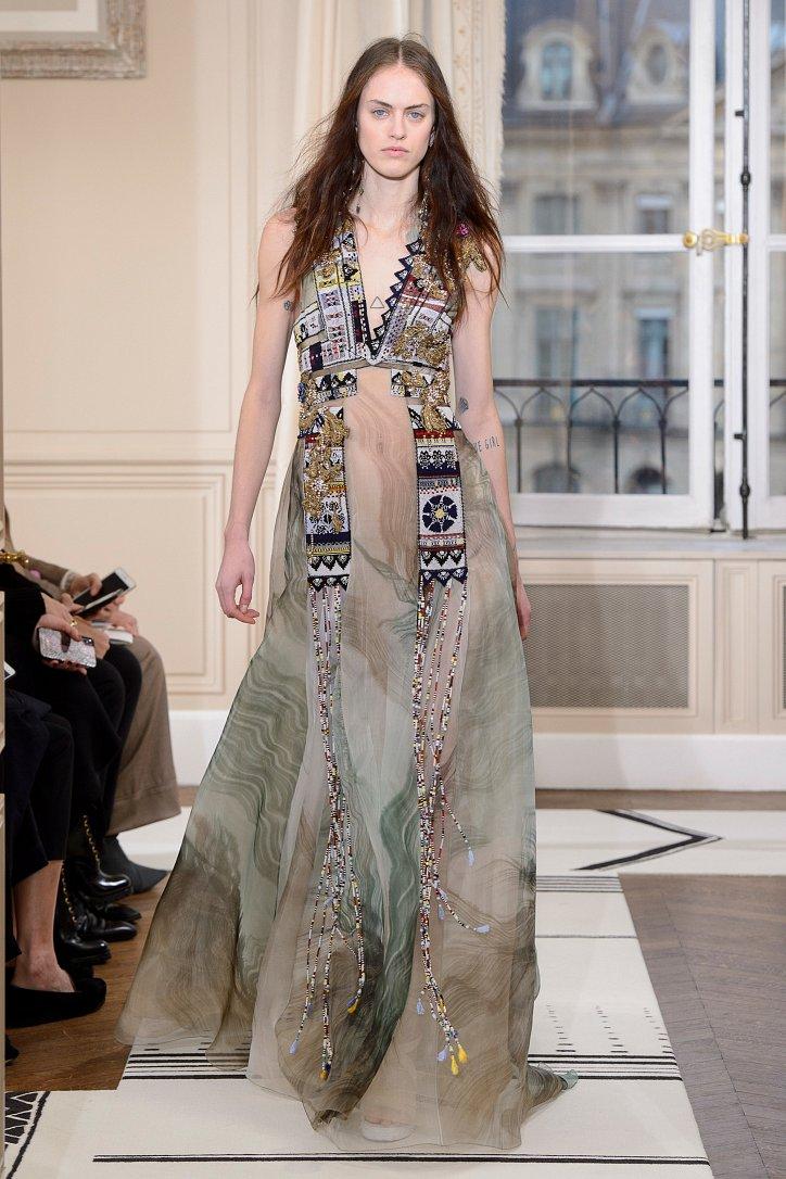 Коллекция Schiaparelli Haute Couture весна-лето 2018 фото №31