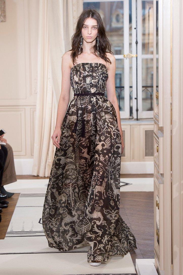 Коллекция Schiaparelli Haute Couture весна-лето 2018 фото №34