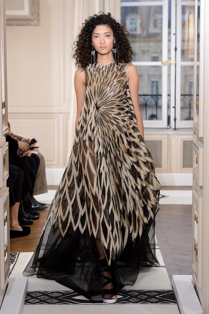 Коллекция Schiaparelli Haute Couture весна-лето 2018 фото №35