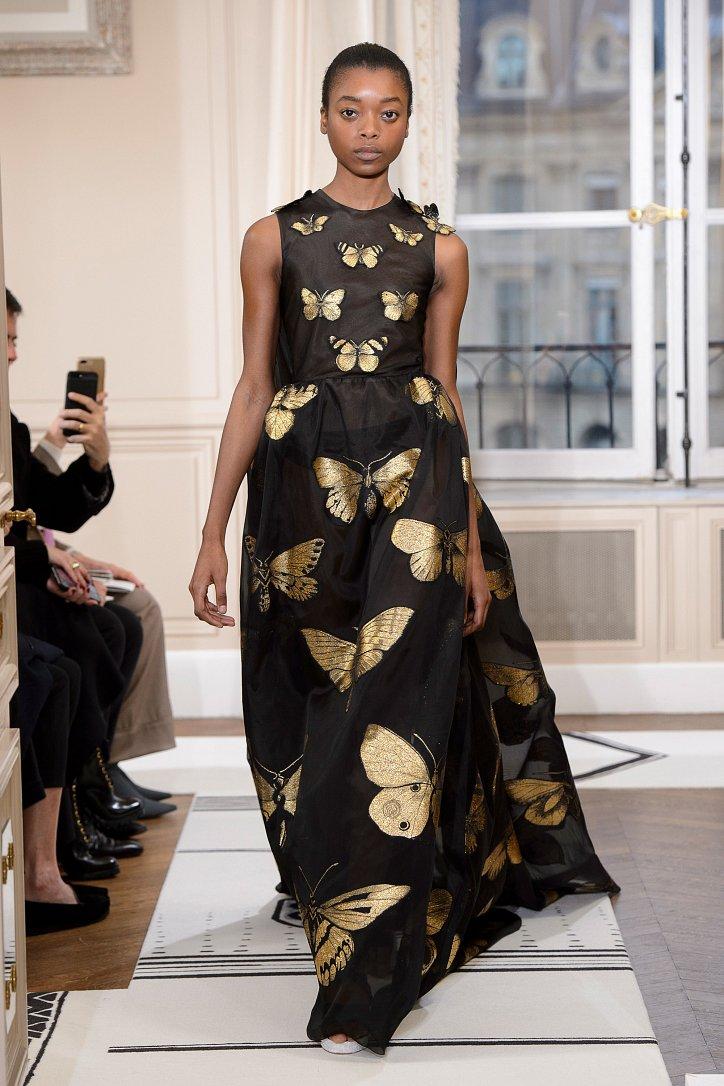 Коллекция Schiaparelli Haute Couture весна-лето 2018 фото №36