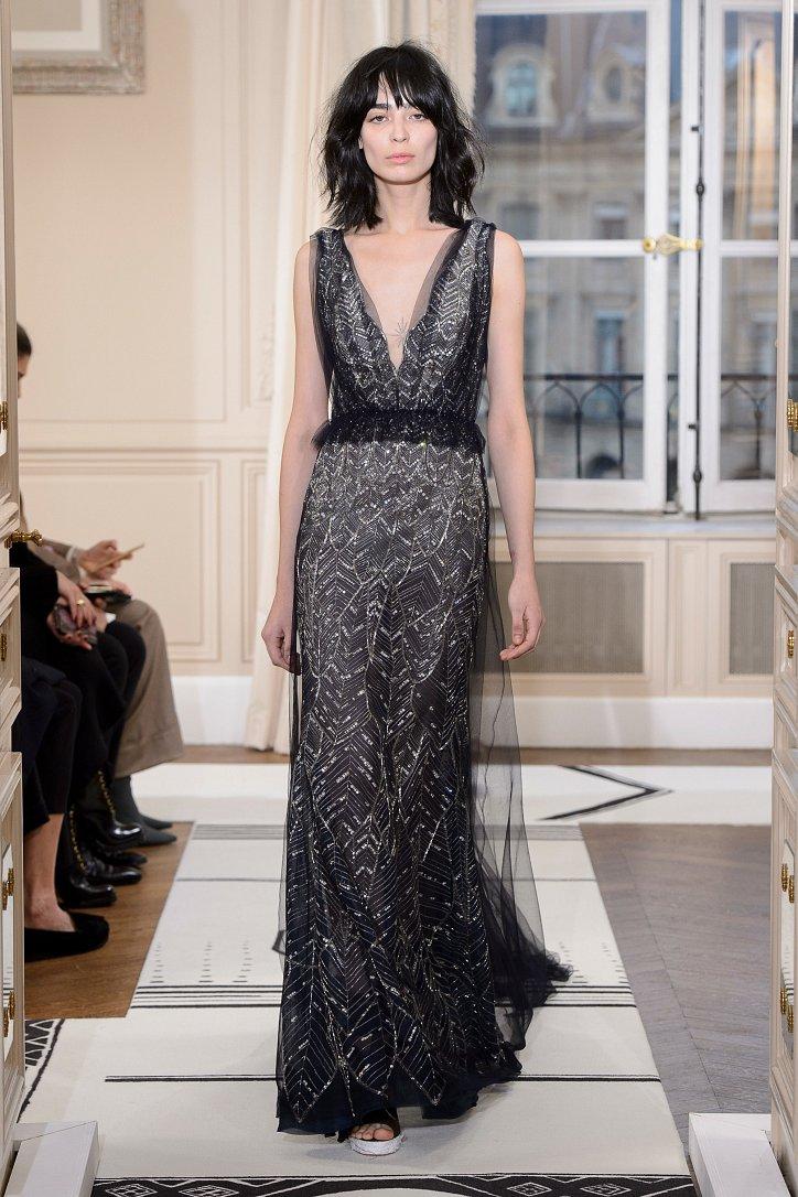 Коллекция Schiaparelli Haute Couture весна-лето 2018 фото №37