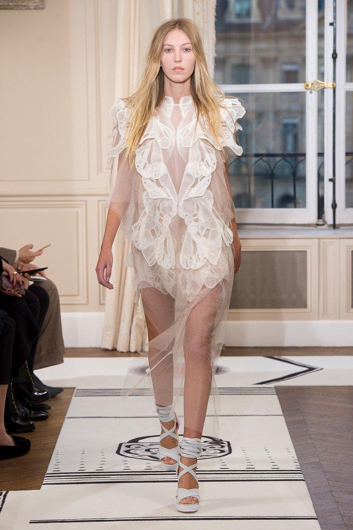 Коллекция Schiaparelli Haute Couture весна-лето 2018 фото №39