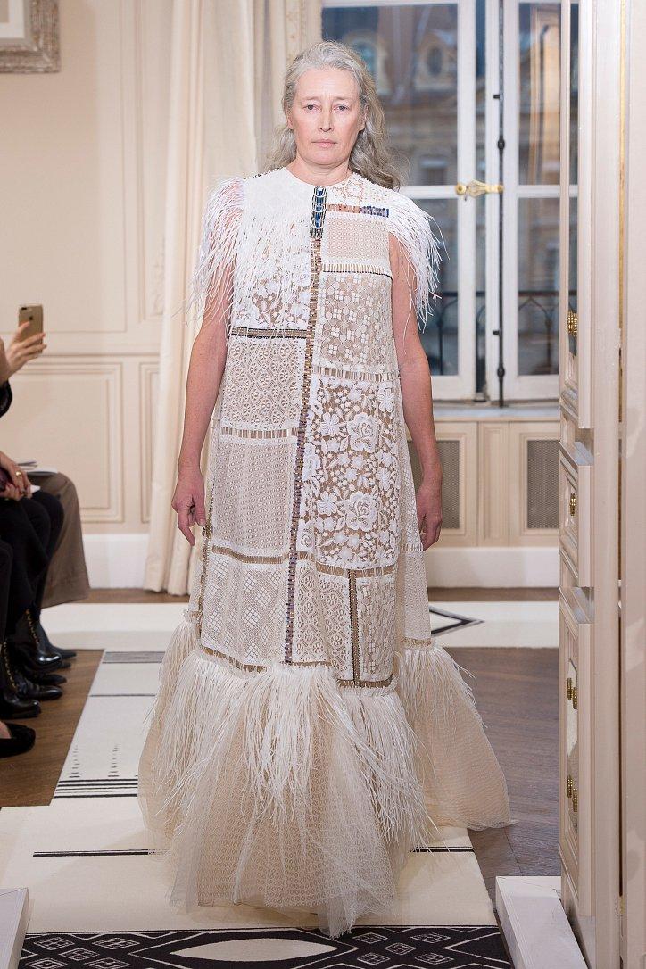 Коллекция Schiaparelli Haute Couture весна-лето 2018 фото №40