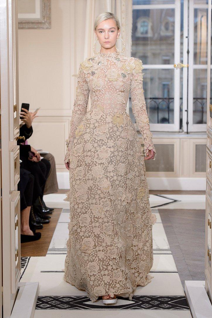 Коллекция Schiaparelli Haute Couture весна-лето 2018 фото №41