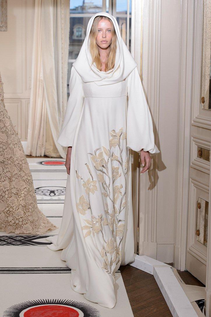 Коллекция Schiaparelli Haute Couture весна-лето 2018 фото №42