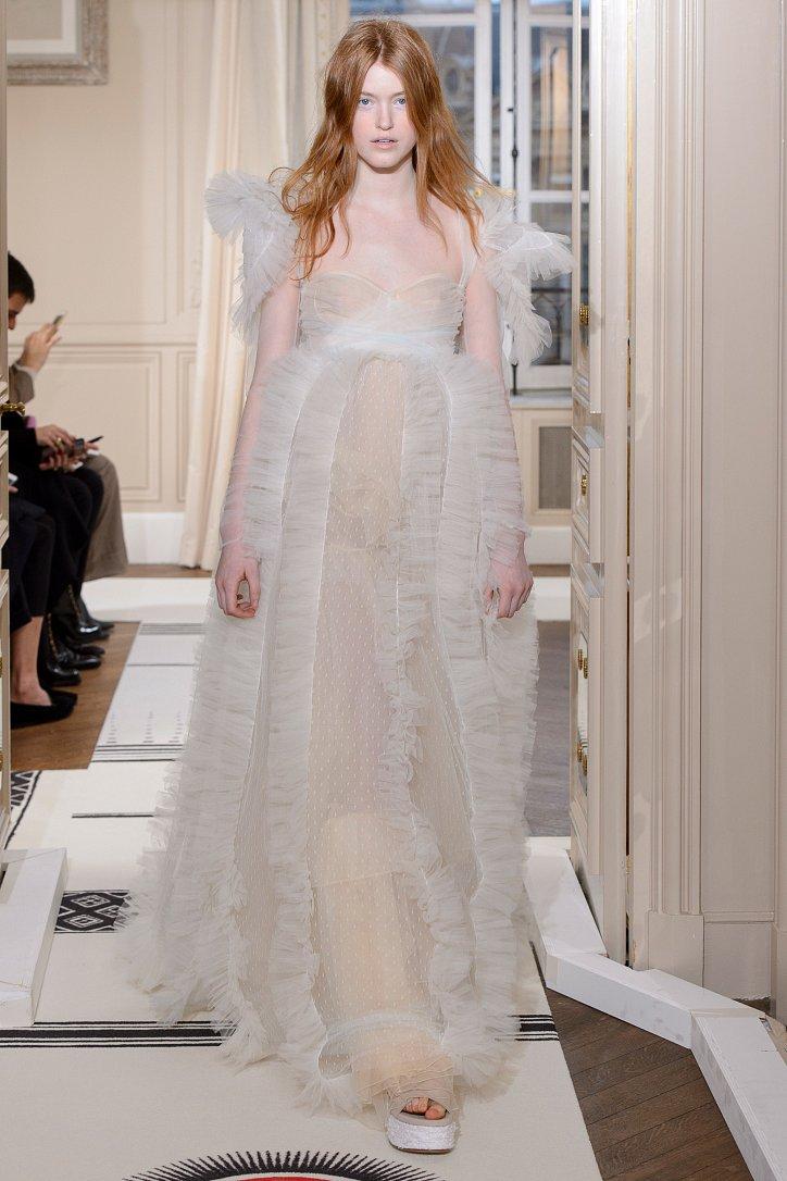 Коллекция Schiaparelli Haute Couture весна-лето 2018 фото №43