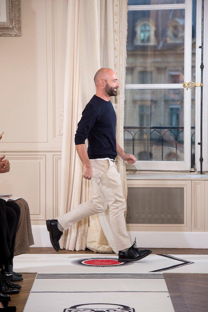 Коллекция Schiaparelli Haute Couture весна-лето 2018 фото №44