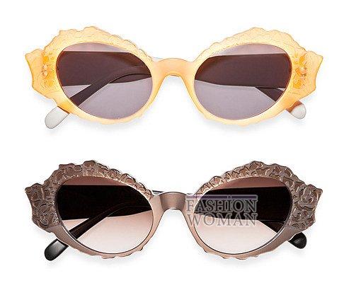 Солнцезащитные очки Marni осень-зима 2012-2013
