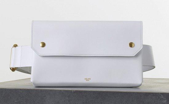 Коллекция сумок Celine весна 2015 фото №8