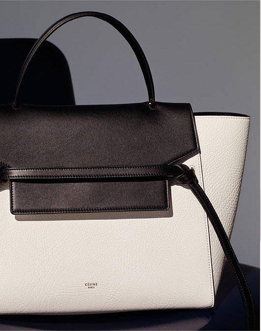 Коллекция сумок Celine весна 2015 фото №38