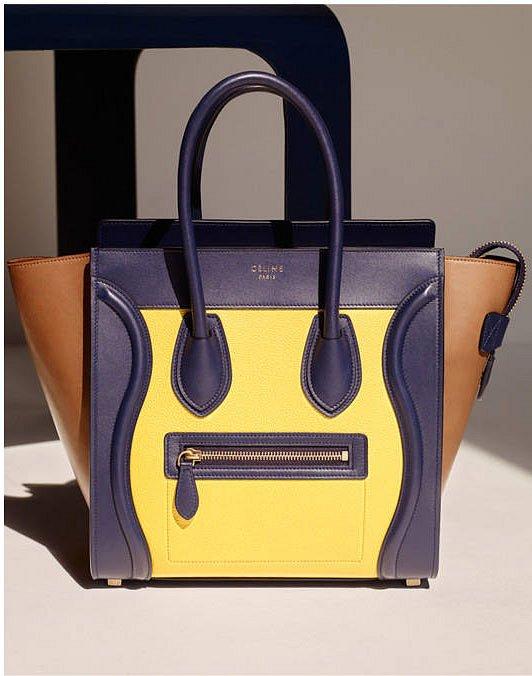 сумка Luggage Totes Celine