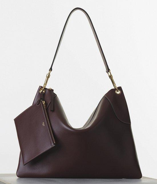 Коллекция сумок Celine весна 2015 фото №20