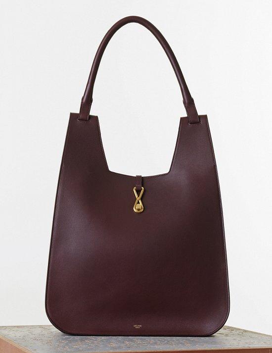 Коллекция сумок Celine весна 2015 фото №6