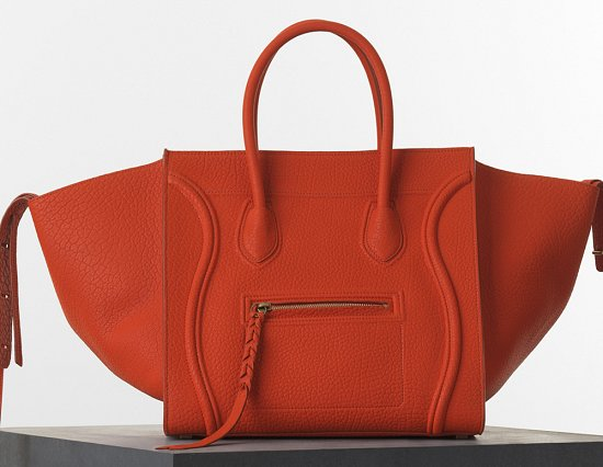 Коллекция сумок Celine весна 2015 фото №22