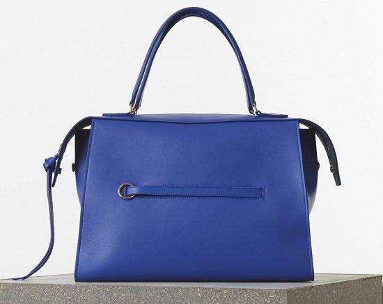 Коллекция сумок Celine весна 2015 фото №4