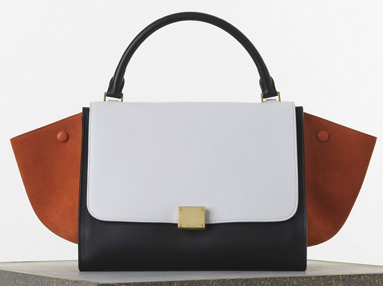 Коллекция сумок Celine весна 2015 фото №31