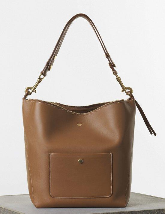 Коллекция сумок Celine весна 2015 фото №28