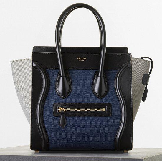 Коллекция сумок Celine весна 2015 фото №14