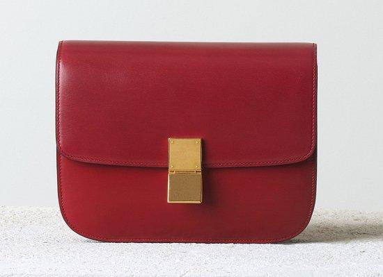 Коллекция сумок Celine весна 2015 фото №18