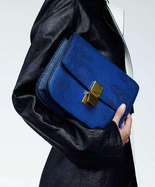 Коллекция сумок Celine весна 2015 фото №15