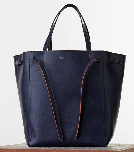 Коллекция сумок Celine весна 2015 фото №36
