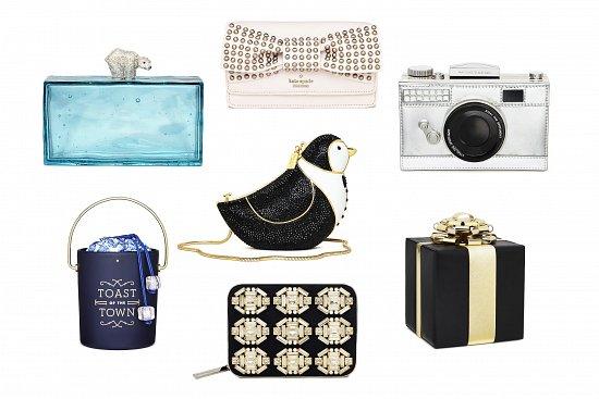 Коллекция сумок Kate Spade New York Holiday 2015 фото №21