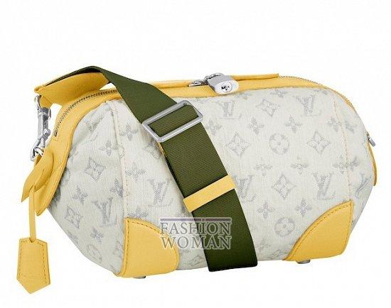 Коллекция сумок Louis Vuitton Весна-лето 2012 фото №9
