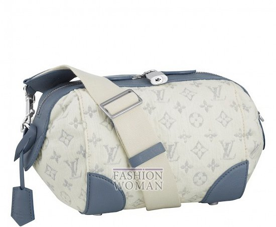 Коллекция сумок Louis Vuitton Весна-лето 2012 фото №10
