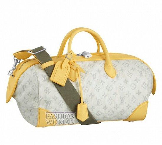 Коллекция сумок Louis Vuitton Весна-лето 2012 фото №12