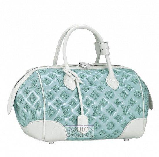Коллекция сумок Louis Vuitton Весна-лето 2012 фото №13