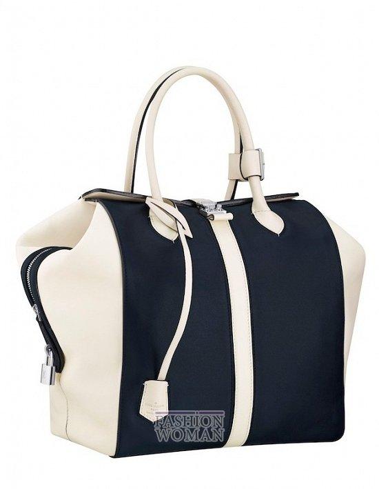 Коллекция сумок Louis Vuitton Весна-лето 2012 фото №14