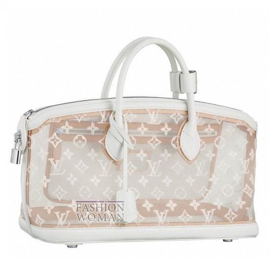 Коллекция сумок Louis Vuitton Весна-лето 2012 фото №16
