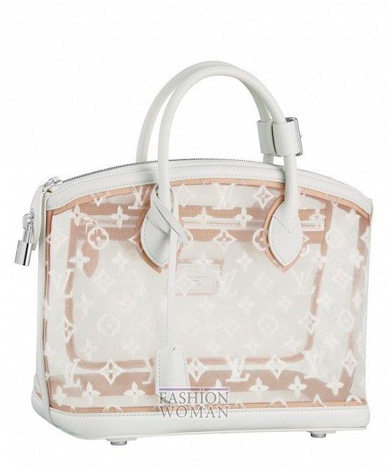 Коллекция сумок Louis Vuitton Весна-лето 2012 фото №17