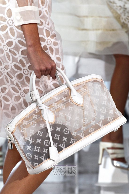 Коллекция сумок Louis Vuitton Весна-лето 2012 фото №18