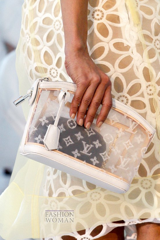 Коллекция сумок Louis Vuitton Весна-лето 2012 фото №19