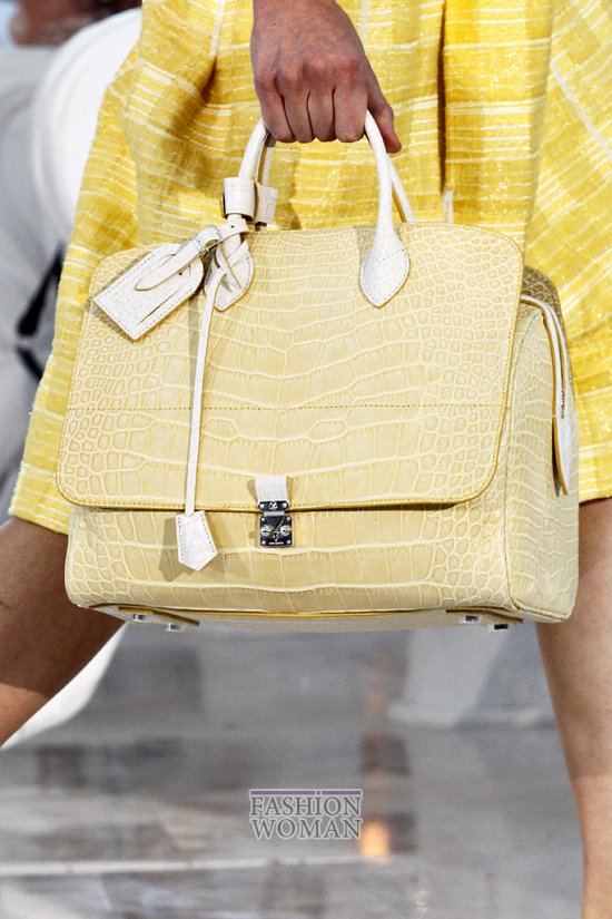 Коллекция сумок Louis Vuitton Весна-лето 2012 фото №21