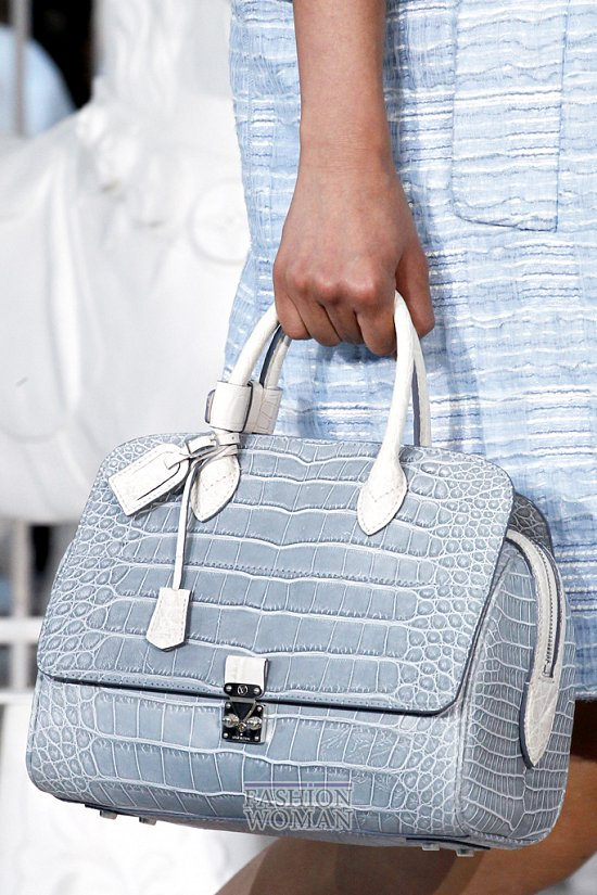 Коллекция сумок Louis Vuitton Весна-лето 2012 фото №23
