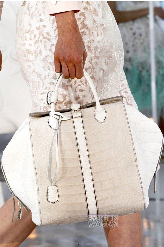 Коллекция сумок Louis Vuitton Весна-лето 2012 фото №26