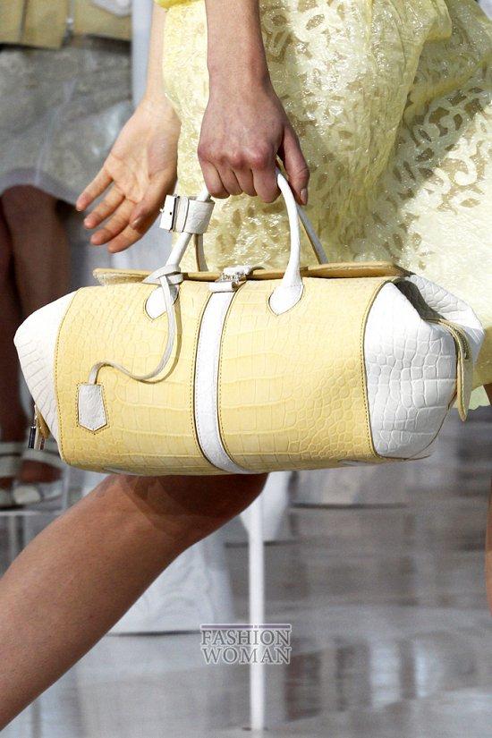 Коллекция сумок Louis Vuitton Весна-лето 2012 фото №28