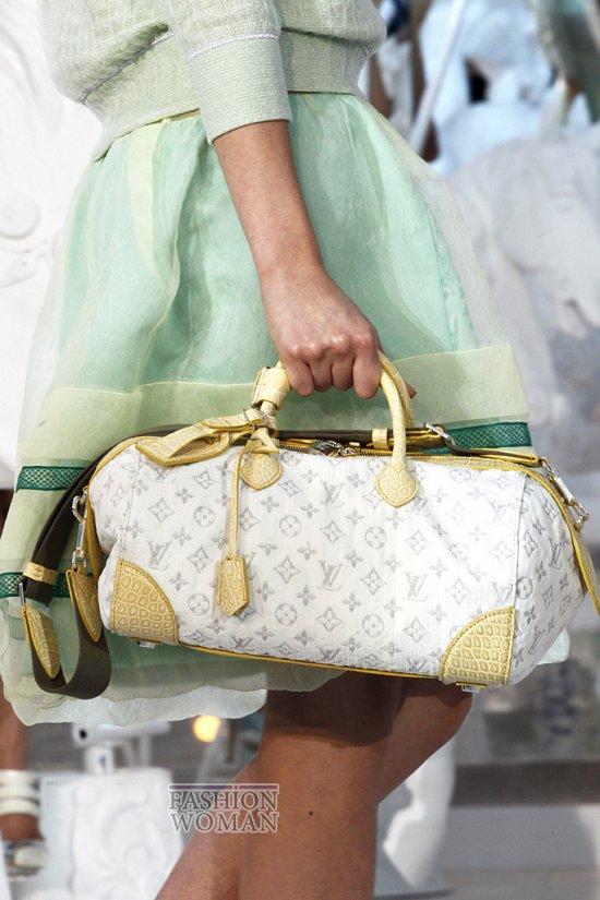 Коллекция сумок Louis Vuitton Весна-лето 2012 фото №29