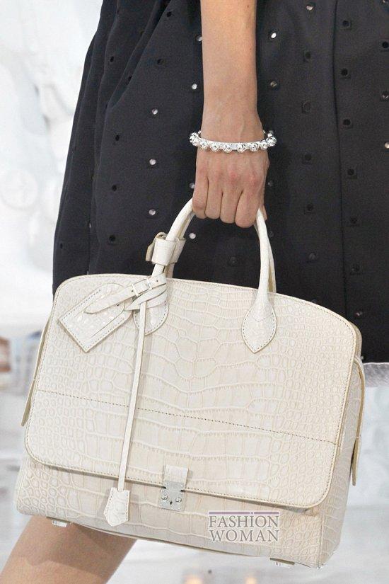 Коллекция сумок Louis Vuitton Весна-лето 2012 фото №33