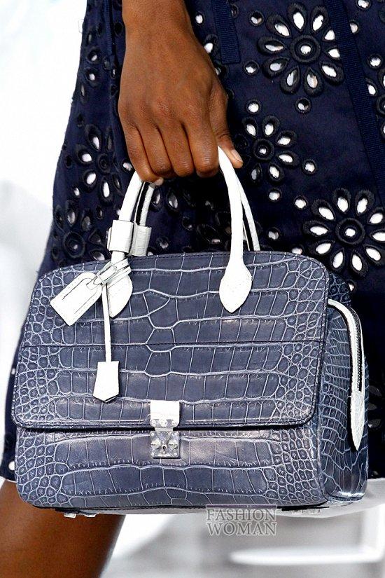 Коллекция сумок Louis Vuitton Весна-лето 2012 фото №34