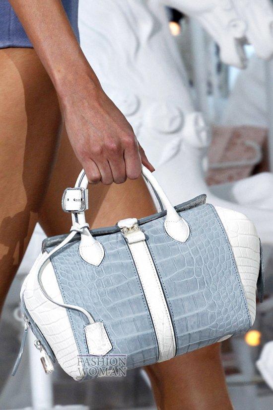 Коллекция сумок Louis Vuitton Весна-лето 2012 фото №35