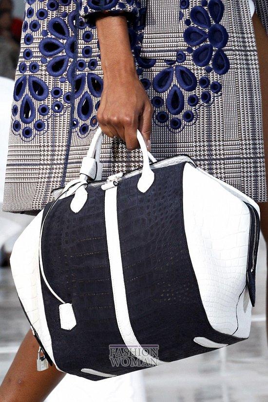 Коллекция сумок Louis Vuitton Весна-лето 2012 фото №36