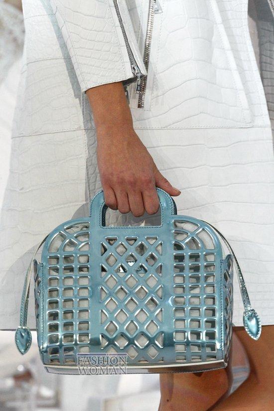 Коллекция сумок Louis Vuitton Весна-лето 2012 фото №38