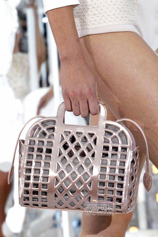 Коллекция сумок Louis Vuitton Весна-лето 2012 фото №40