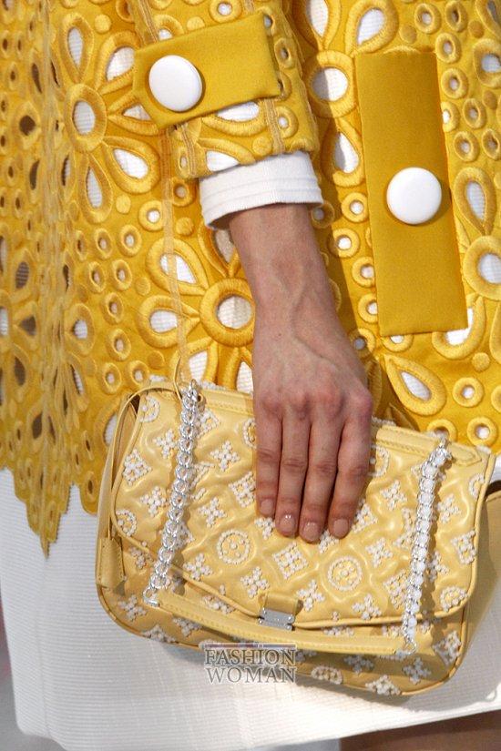 Коллекция сумок Louis Vuitton Весна-лето 2012 фото №43