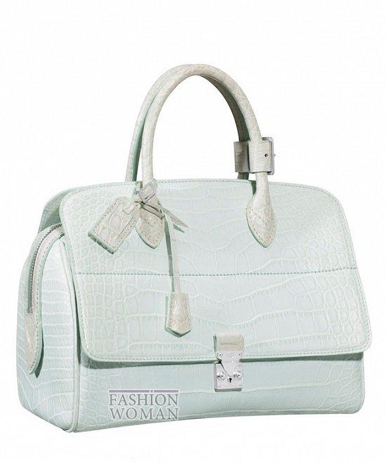 Коллекция сумок Louis Vuitton Весна-лето 2012 фото №8