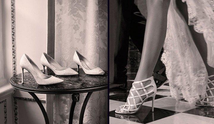 Коллекция свадебных аксессуаров Jimmy Choo фото №6