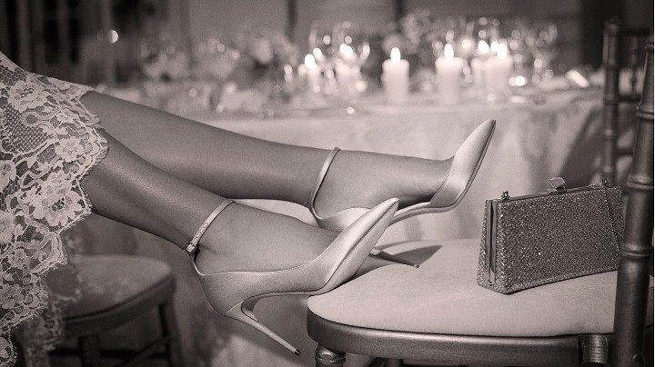 Коллекция свадебных аксессуаров Jimmy Choo